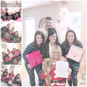 "How to surprise them with their P!NK Concert Tickets? With Victoria Secret ""Pink"" Clothes!"